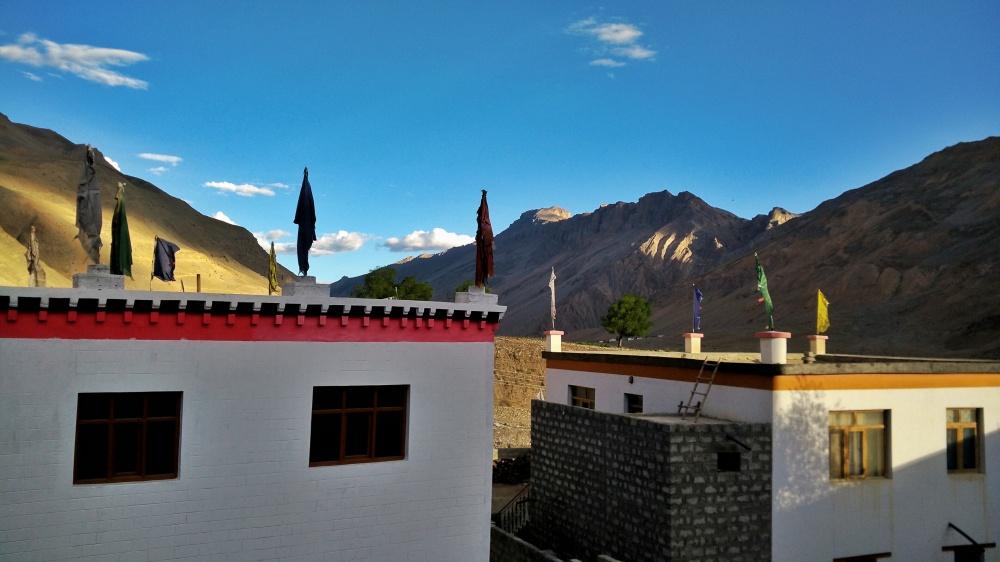 Sky of Kaza