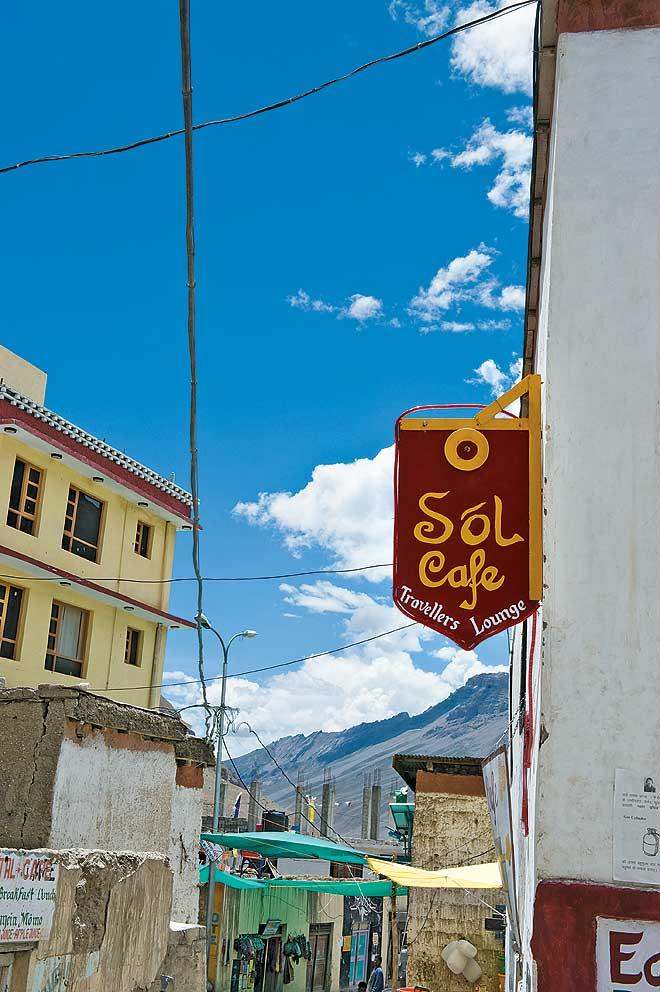 Sol Cafe. Image Courtesy: Puneet K. Paliwal