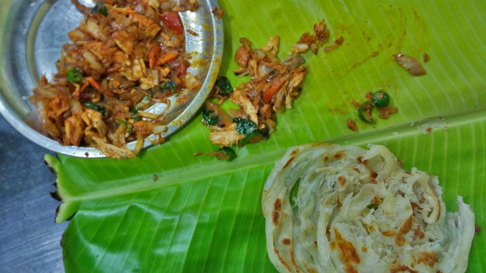 chicken-chilly-and-paronta-kanyakumari