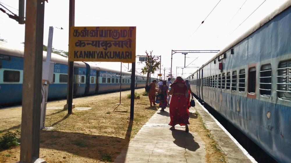 kanyakumari-station