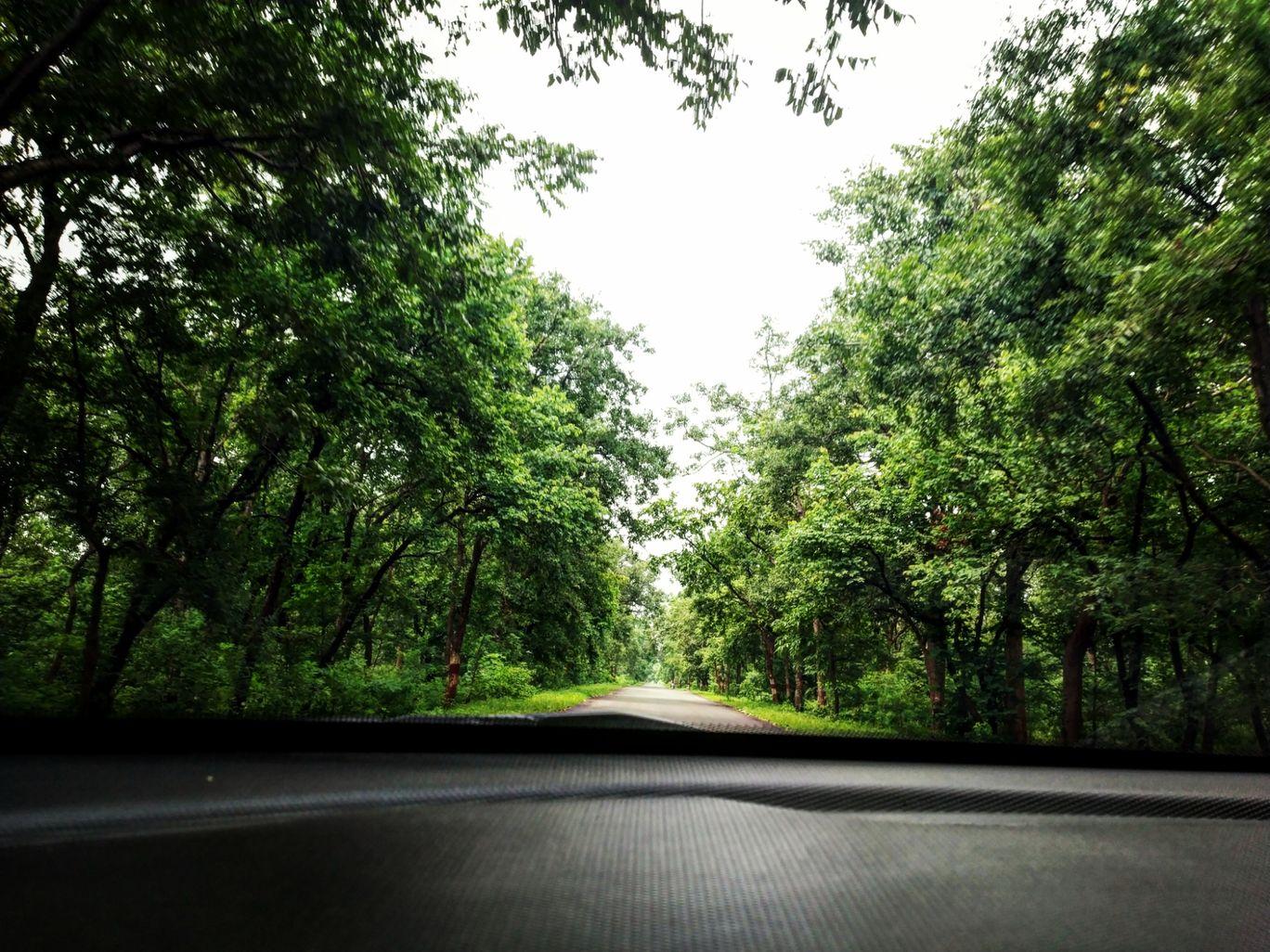 Raipur to sirpur drive